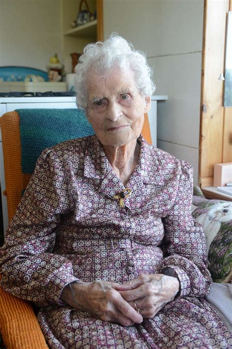 Lindsay Ruby best wishes from around the world as ruby turns 105 the