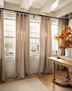 window treatment options large window treatments