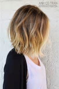 ombre for shorter hair short hair ombre the best short hairstyles for women 2016