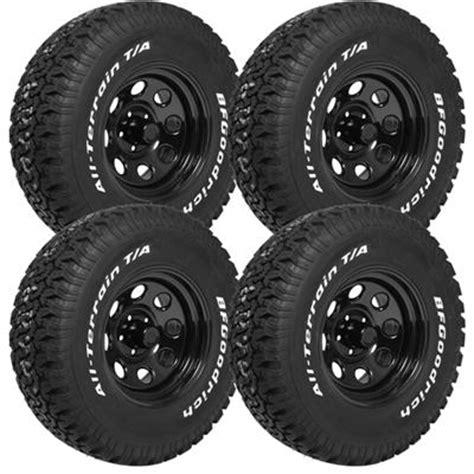 Jeep Wheel Tire Combo Parts Bin Summit Racing Wheel And Tire Combos