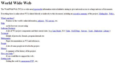 primera pgina vida la web el invento que cambi 243 al mundo cumple 25 a 241 os cronica del noa