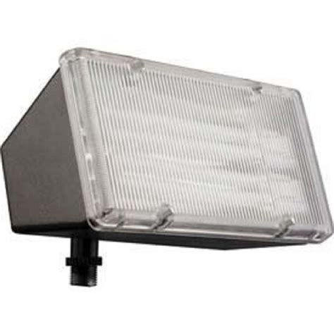Lithonia Outdoor Lighting Lithonia Lighting 2 Light Wide Spread Outdoor Bronze Flood Light Fp213l 120 M12 The Home