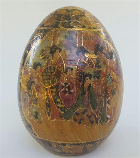 satsuma decorative eggs 38 best satsuma oeuf porcelaine images on pinterest egg