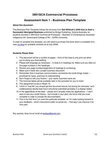 Business Plan Template Australia by Business Plan Sle Australia Lawwustl Web Fc2