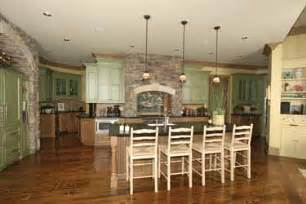 Open House Plans With Large Kitchens by Home Plans With Big Kitchens At Dream Home Source Big
