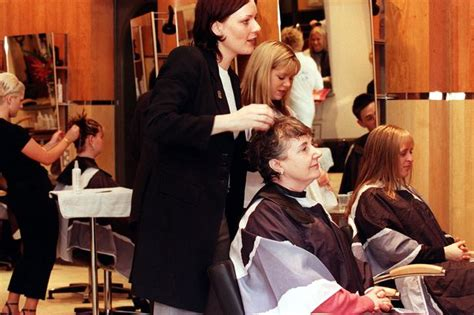 hairdresser awards glasgow this glasgow hair salon has just scooped a top award