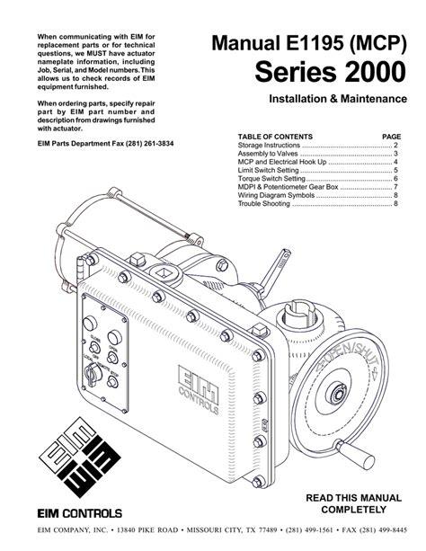 eim wiring diagram 2000 auma wiring diagram epd wiring