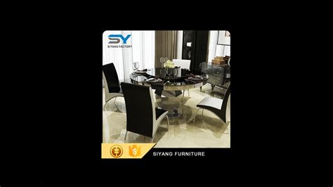 dining set home furniture 6 chairs and tables marble