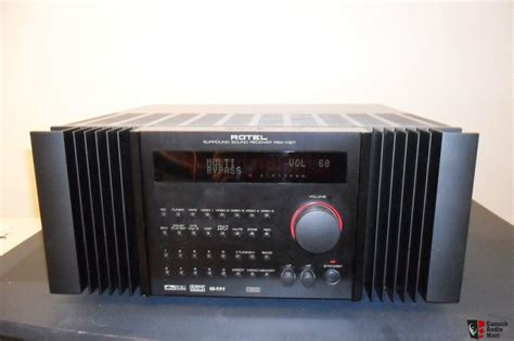 1067 the fan audio rotel rsx 1067 receiver new price photo 333198