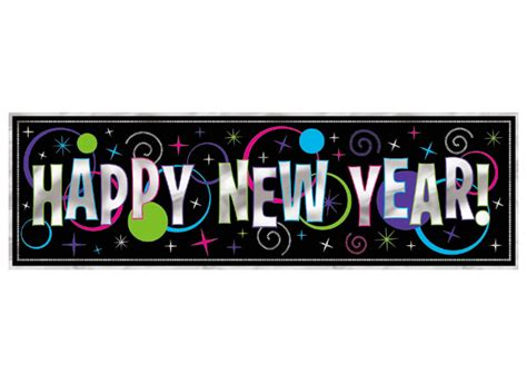 new year year signs partystore new year s happy new year