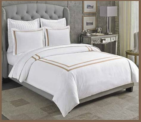 grand resort 3 piece duvet set khaki home bed bath