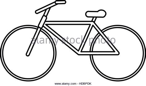 Bike Chain Outline by Bike Chain Drawing Stock Photos Bike Chain Drawing Stock Images Alamy