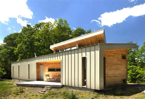 modern dog trot house design west virginia ridge house a modern dog trot home made from local materials