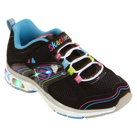 light athletic shoes skechers athletic shoe sporty shorty light shoes
