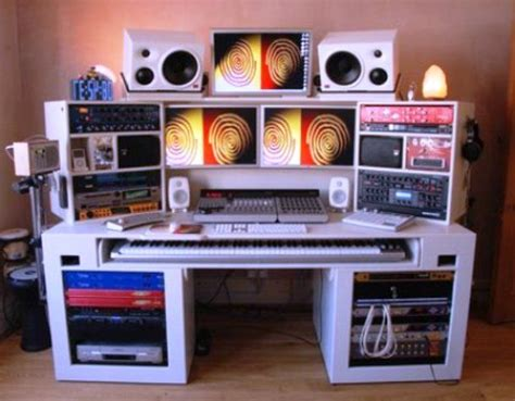 home studio decorating ideas