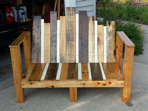 how to build a simple bench seat 20 garden and outdoor bench plans you will love to build