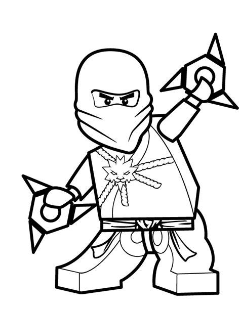 Ninjago Coloring Pages Leonardo
