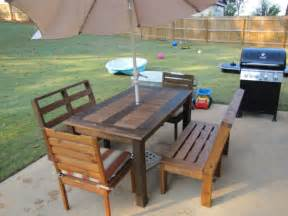patio furniture plans builders showcase customizable outdoor furniture the