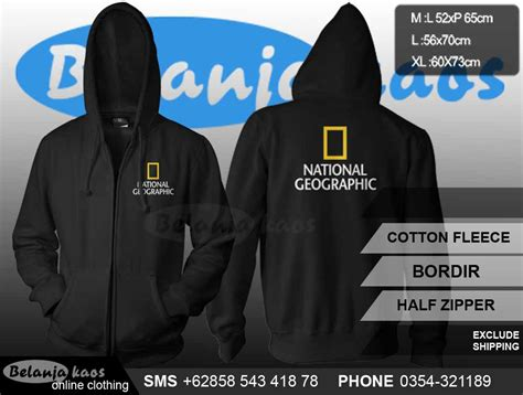 Kaos Drop Dead Black jaket national geographic bordirnatgeo04 baju kaos