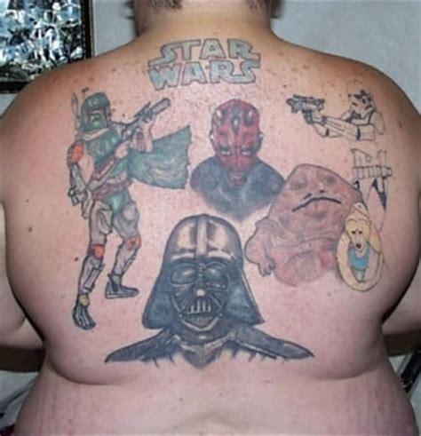 tattoo fails star wars 27 of the worst star wars tattoos in the galaxy team