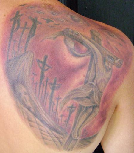 jesus tattoo illusion optical illusion tattoo images designs