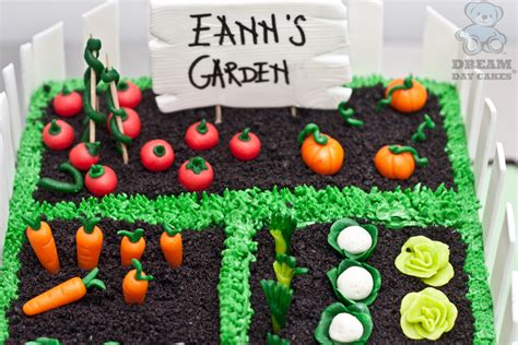 Vegetable Garden Cake Vegetable Garden Cake Gainesville Bakery Day Cakes