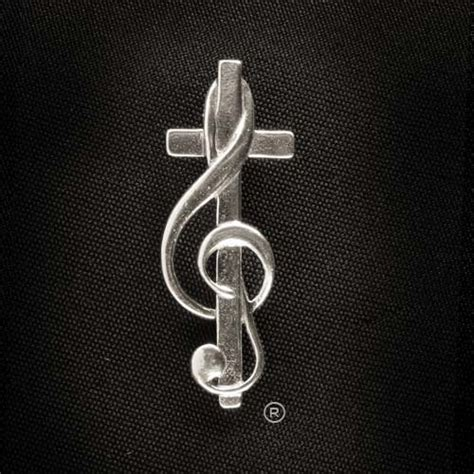 cross with music notes tattoo crossclef celebrate your of and god