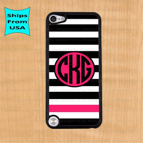 pattern password ipod touch colorful stripe pattern monogram ipod touch 5 case ipod
