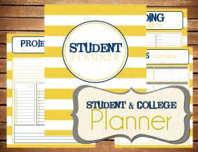best planners for college students 7 best images of printables for college students college student budget worksheet college