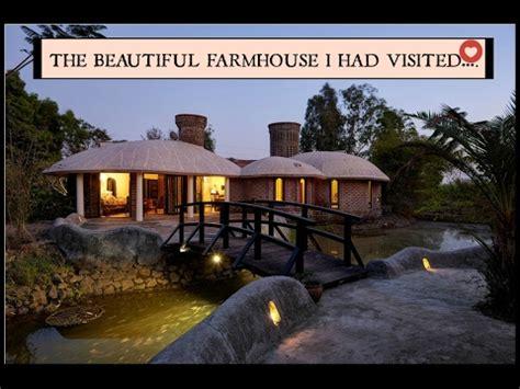 Hello Musical Farm House the beautiful farmhouse i had visited eco hamlet