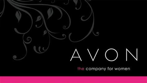 Avon Gift Card - avon business card design 5