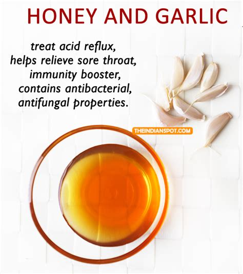 Garlic And Honey Detox by 10 Food Combinations With Honey That Work Wonders For