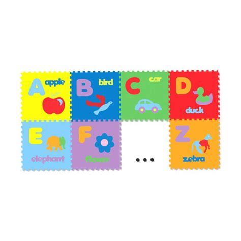 Mainan Puzzle Edukasi Anak Puzzle Kayu 3d Puzzle Susun Limited store tmo edy kartu edukasi alfabet a z 26pcs 909fab0