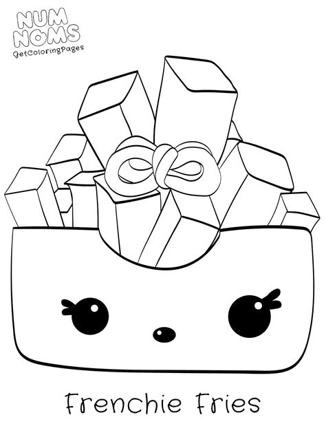 coloring pages num noms num noms coloring pages colouring to tiny getcoloringpages