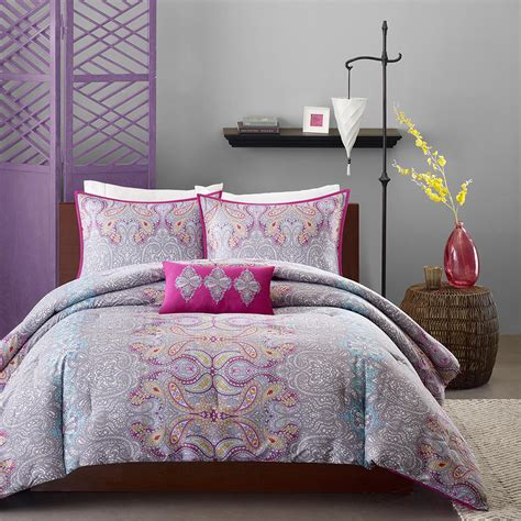 twin xl bed set mizone keisha twin xl comforter set free shipping