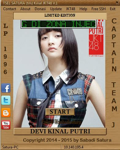 pree bug tsel download inject tsel satura tm kinal jkt48 v 1 work