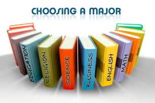 how to choose your college major?