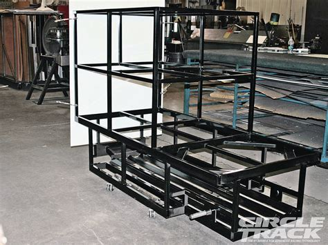diy pit enclosure thinking outside the pit box irvan smith tool organizers