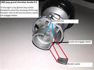plz help ignition lock cylinder tumbler no tension no