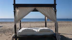 Bed On A Beach The Divine Dish 187 Rest Relax And Rejuvinate At The Pueblo