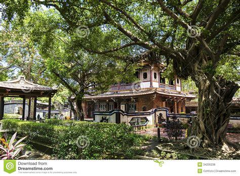 family mansion and garden ben yuan lin s family mansion and garden sight view