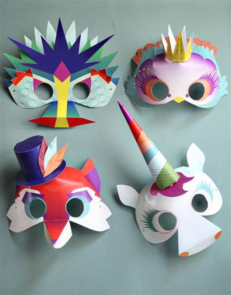 how to make a diy mask 12 and creative diy masks for