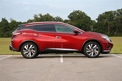 2016 Nissan Murano Driven Picture 687621 Car Review