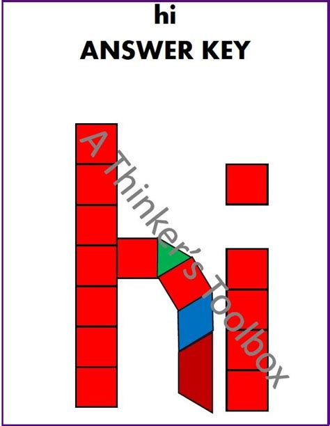 math pattern words pattern blocks 2 letter sight word puzzles pattern