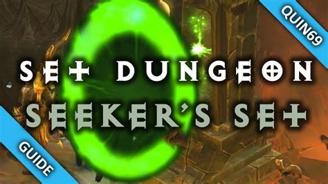 seeker of the light diablo 3 set dungeon seeker of the light mastery how