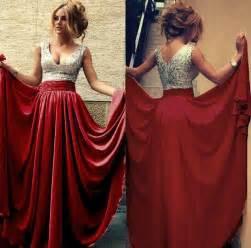 burgundy color prom dress aliexpress buy 2016 new style burgundy chiffon prom