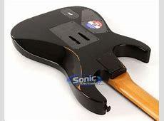 ESP KH-25 Kirk Hammett Electric Guitar - Sonic Electronix Fosgate Signature