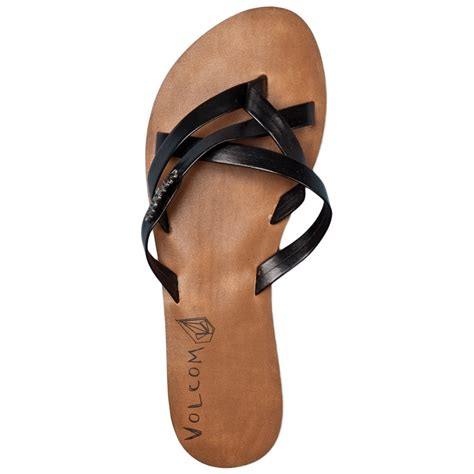 volcom new school sandals volcom new school creedlers sandals s evo outlet
