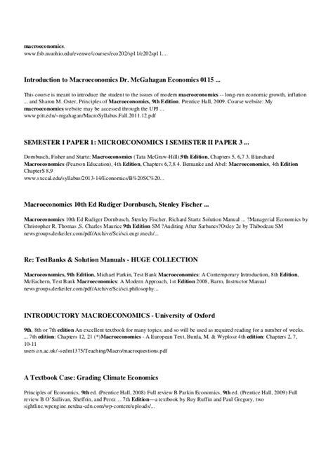 8vitw Pdf Book Macroeconomics 9th Edition