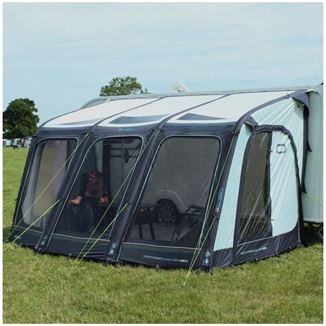 caravan awnings outlet outdoor revolution oxygen compact airlite 420 caravan air